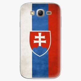 Plastový kryt iSaprio - Slovakia Flag - Samsung Galaxy Grand Neo Plus