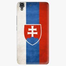 Plastový kryt iSaprio - Slovakia Flag - Huawei Ascend Y6