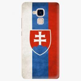 Plastový kryt iSaprio - Slovakia Flag - Huawei Honor 7 Lite