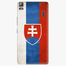Plastový kryt iSaprio - Slovakia Flag - Lenovo A7000