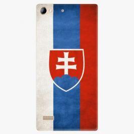 Plastový kryt iSaprio - Slovakia Flag - Lenovo Vibe X2