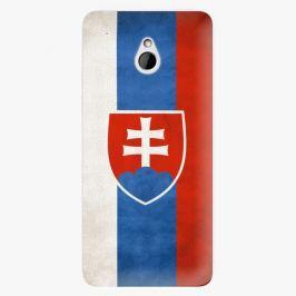 Plastový kryt iSaprio - Slovakia Flag - HTC One Mini