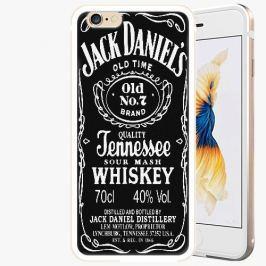 Plastový kryt iSaprio - Jack Daniels - iPhone 6 Plus/6S Plus - Gold
