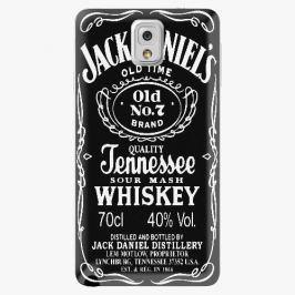 Plastový kryt iSaprio - Jack Daniels - Samsung Galaxy Note 3