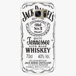 Plastový kryt iSaprio - Jack White - Samsung Galaxy S7 Edge