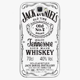Plastový kryt iSaprio - Jack White - Samsung Galaxy Note 2