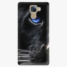 Plastový kryt iSaprio - Black Puma - Huawei Honor 7