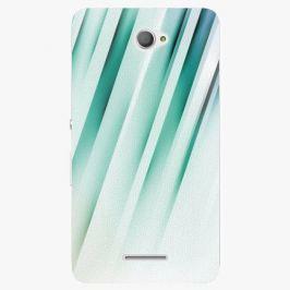 Plastový kryt iSaprio - Stripes of Glass - Sony Xperia E4