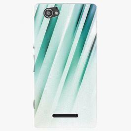 Plastový kryt iSaprio - Stripes of Glass - Sony Xperia M