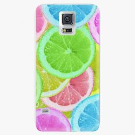 Plastový kryt iSaprio - Lemon 02 - Samsung Galaxy S5