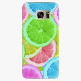 Plastový kryt iSaprio - Lemon 02 - Samsung Galaxy S7 Edge Pouzdra, kryty a obaly na mobil Samsung Galaxy S7 Edge