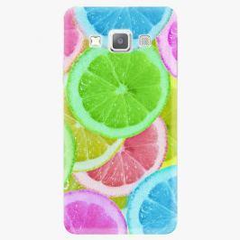 Plastový kryt iSaprio - Lemon 02 - Samsung Galaxy A3