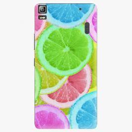 Plastový kryt iSaprio - Lemon 02 - Lenovo A7000 Pouzdra, obaly a kryty na mobilní telefon Lenovo A7000