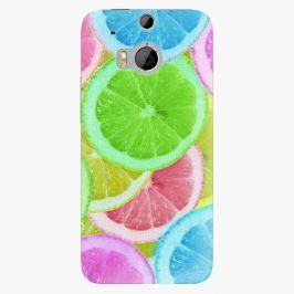 Plastový kryt iSaprio - Lemon 02 - HTC One M8