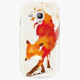 Plastový kryt iSaprio - Fast Fox - Samsung Galaxy S3 Mini