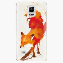 Plastový kryt iSaprio - Fast Fox - Samsung Galaxy Note 4
