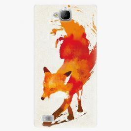 Plastový kryt iSaprio - Fast Fox - Huawei Honor 3C