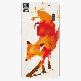Plastový kryt iSaprio - Fast Fox - Lenovo A7000