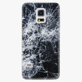 Plastový kryt iSaprio - Cracked - Samsung Galaxy S5 Mini