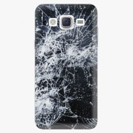 Plastový kryt iSaprio - Cracked - Samsung Galaxy Core Prime