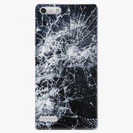 Plastový kryt iSaprio - Cracked - Huawei Ascend G6