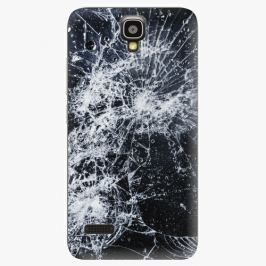 Plastový kryt iSaprio - Cracked - Huawei Ascend Y5
