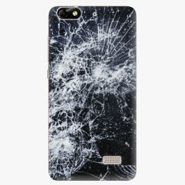 Plastový kryt iSaprio - Cracked - Huawei Honor 4C