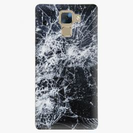 Plastový kryt iSaprio - Cracked - Huawei Honor 7