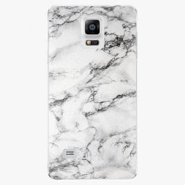Plastový kryt iSaprio - White Marble 01 - Samsung Galaxy Note 4