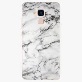 Plastový kryt iSaprio - White Marble 01 - Huawei Honor 7 Lite