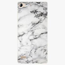 Plastový kryt iSaprio - White Marble 01 - Lenovo Vibe X2