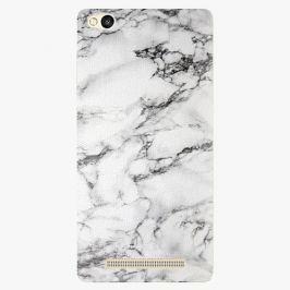 Plastový kryt iSaprio - White Marble 01 - Xiaomi Redmi 3
