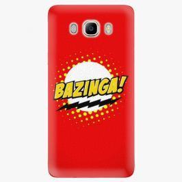 Plastový kryt iSaprio - Bazinga 01 - Samsung Galaxy J7 2016