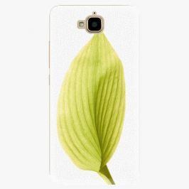 Plastový kryt iSaprio - Green Leaf - Huawei Y6 Pro