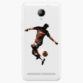 Plastový kryt iSaprio - Fotball 01 - Lenovo C2