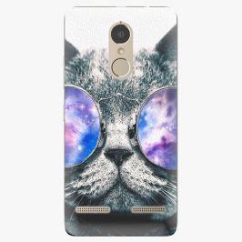 Plastový kryt iSaprio - Galaxy Cat - Lenovo K6