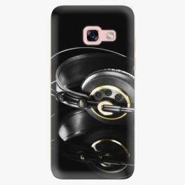 Plastový kryt iSaprio - Headphones 02 - Samsung Galaxy A3 2017