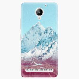 Plastový kryt iSaprio - Highest Mountains 01 - Lenovo C2