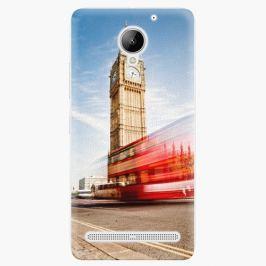 Plastový kryt iSaprio -  London 01 - Lenovo C2