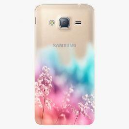 Plastový kryt iSaprio - Rainbow Grass - Samsung Galaxy J3