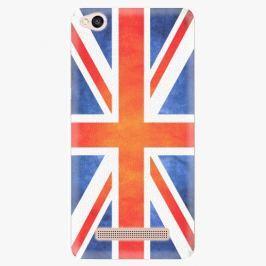 Plastový kryt iSaprio - UK Flag - Xiaomi Redmi 4A
