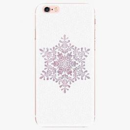 Plastový kryt iSaprio - Snow Flake - iPhone 6 Plus/6S Plus