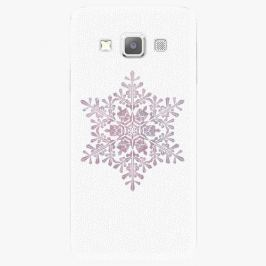 Plastový kryt iSaprio - Snow Flake - Samsung Galaxy A7