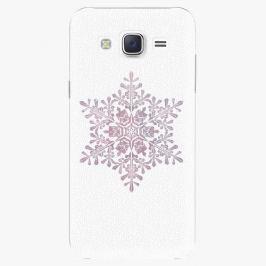 Plastový kryt iSaprio - Snow Flake - Samsung Galaxy J5