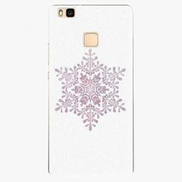 Plastový kryt iSaprio - Snow Flake - Huawei Ascend P9 Lite
