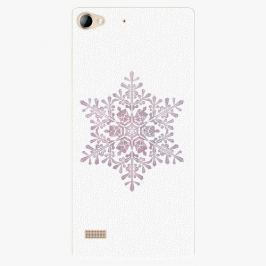 Plastový kryt iSaprio - Snow Flake - Lenovo Vibe X2