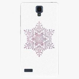 Plastový kryt iSaprio - Snow Flake - Xiaomi Redmi Note