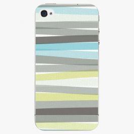 Plastový kryt iSaprio - Stripes - iPhone 4/4S