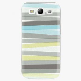 Plastový kryt iSaprio - Stripes - Samsung Galaxy S3