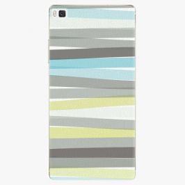 Plastový kryt iSaprio - Stripes - Huawei Ascend P8
